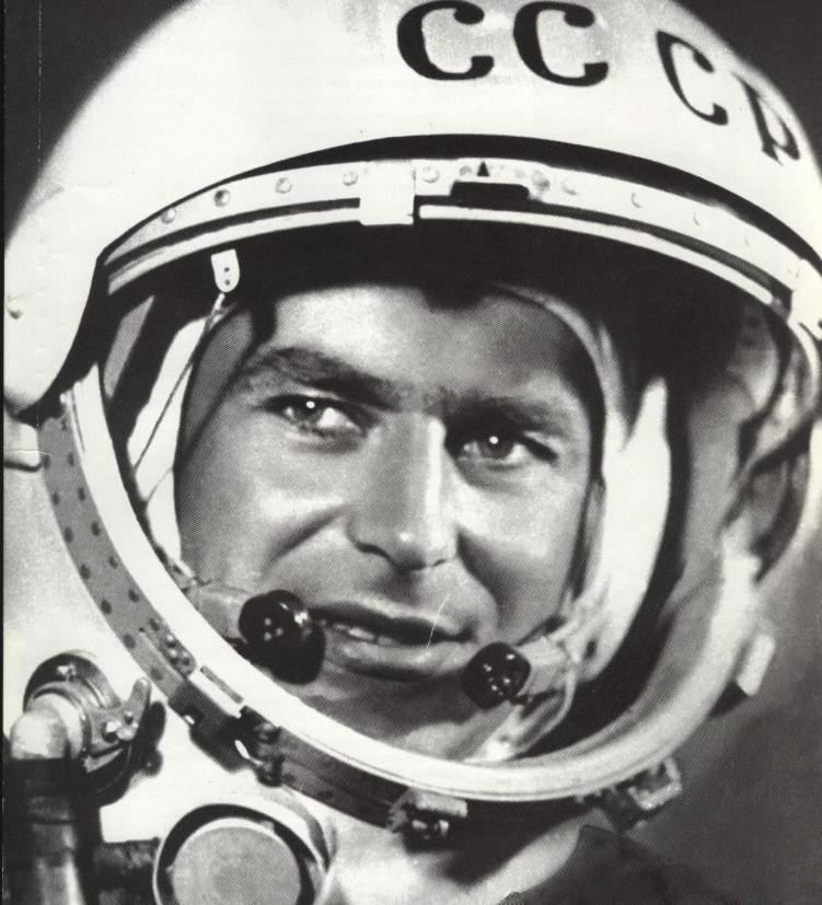 Первые космонавты: самый молодой космонавт Герман Титов