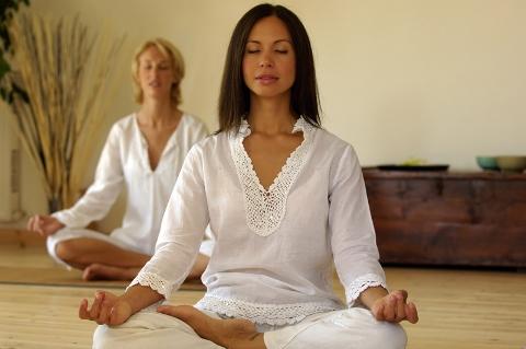 Медитация - американские корни