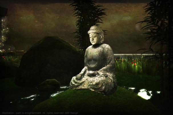 Медитация - буддисты