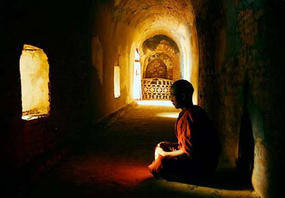 Медитация - «Просто сиди!»