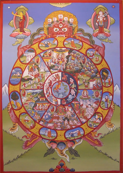 the role and significance of the belief in karma and samsara in the hindu religion To students of religion reincarnation is a theological hindu religious literature is full of numerous references to when the bad karma is worked.