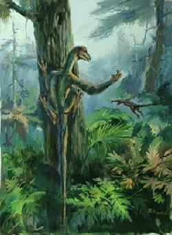 Динозавры - мелкие ящеры