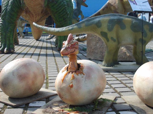 Динозавры - детеныши