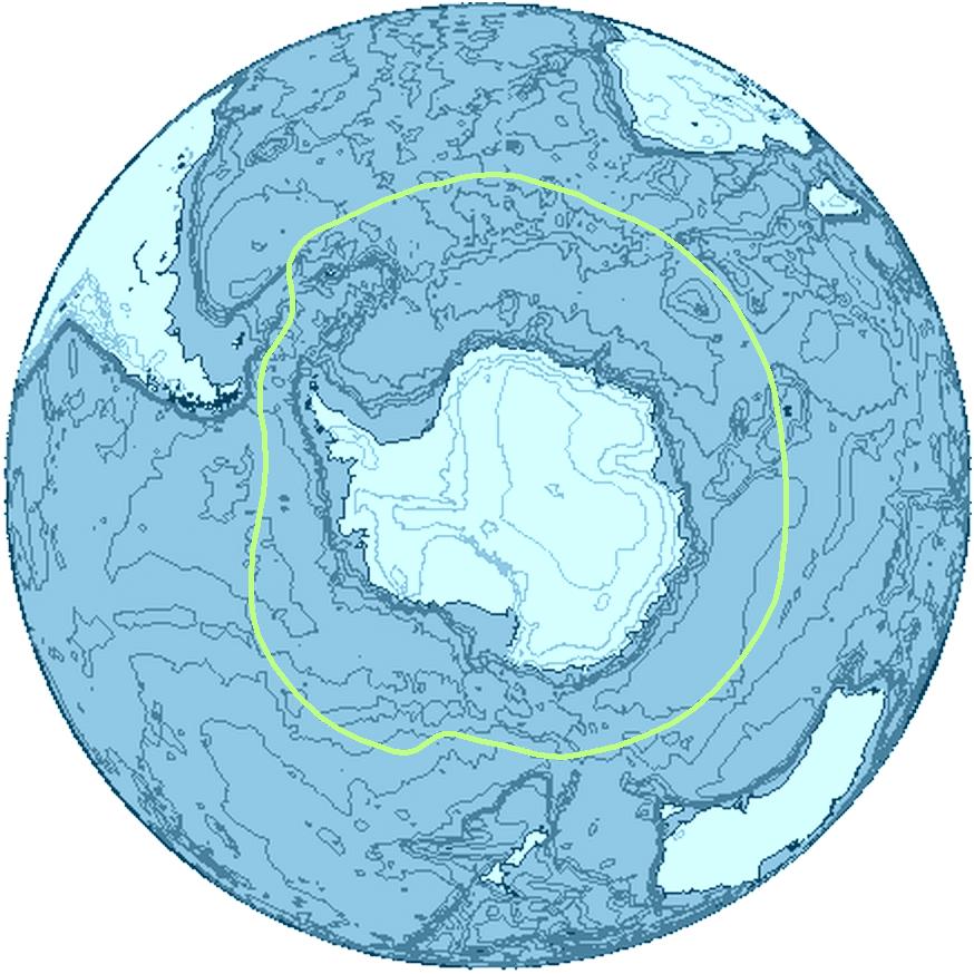 Таяние Антарктиды и метан