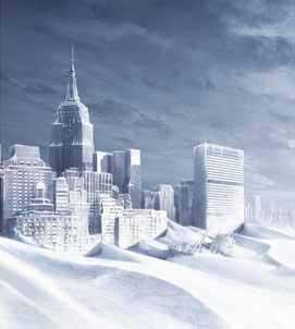 Ледниковый период - версии ученых