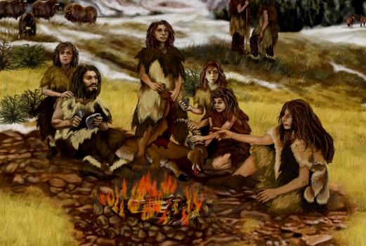 Ледниковый период и неандертальцы