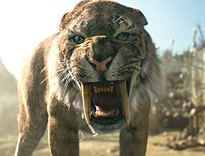 Саблезубый тигр: как появилось название