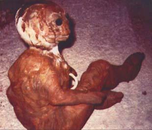 Инопланетяне - словно куклы