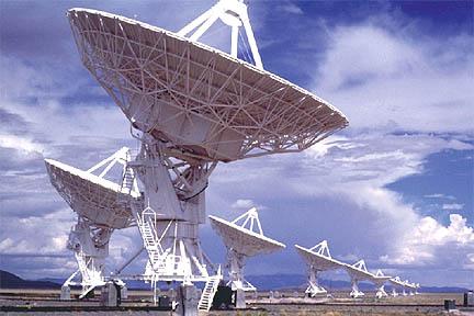 Жизнь на других планетах - поиски сигналов