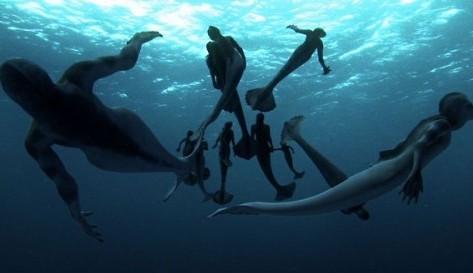 Русалки - фильм Animal Planet