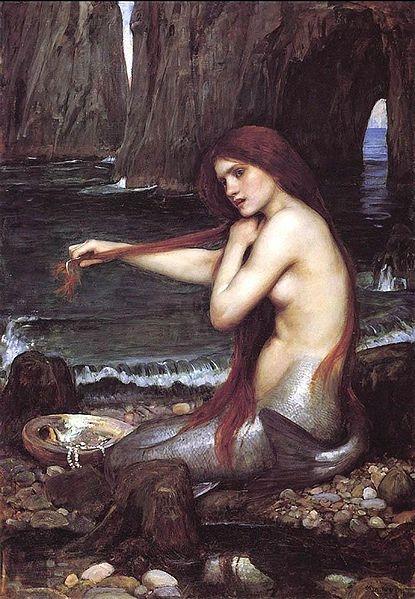 Русалки - духи вод