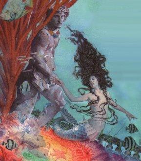 Русалки - водные гуманоиды