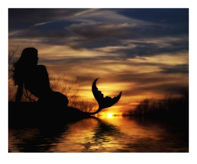 Русалки - символ воды