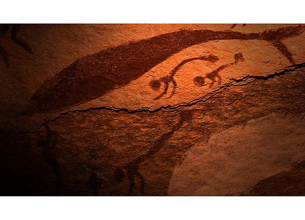 Русалки - изображения египтян
