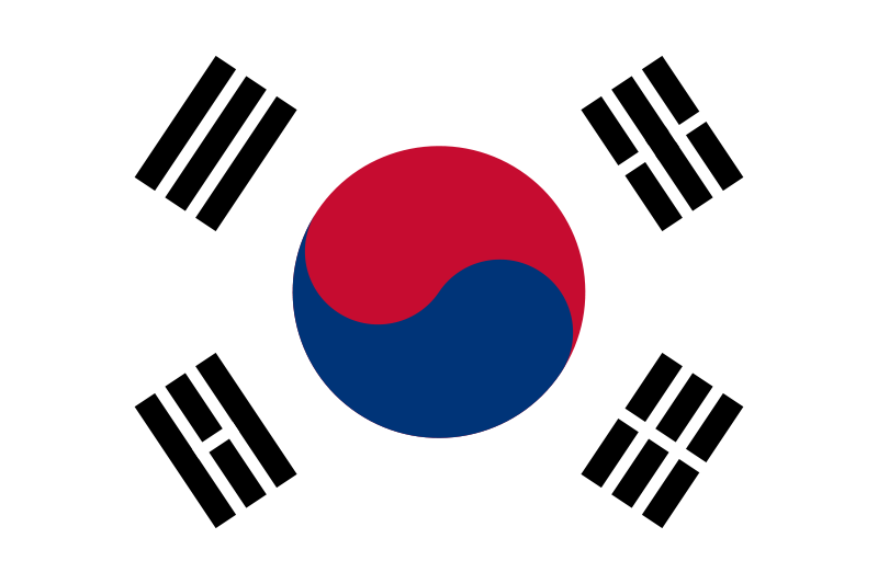 Книга Перемен - флаг Южной Кореи