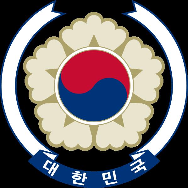Книга Перемен - герб Южной Кореи
