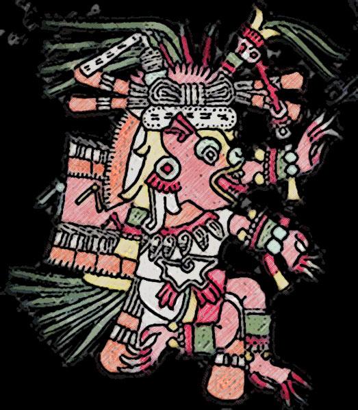 Боги ацтеков: Шолотль
