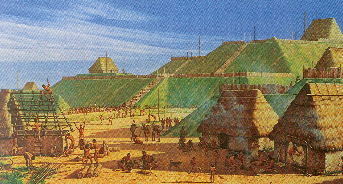 an analysis of cahokia the great civilization Ap® united states history curriculum module: white–native american contact in early american history table of contents editor's introduction1 jason george the bryn mawr school for girls.