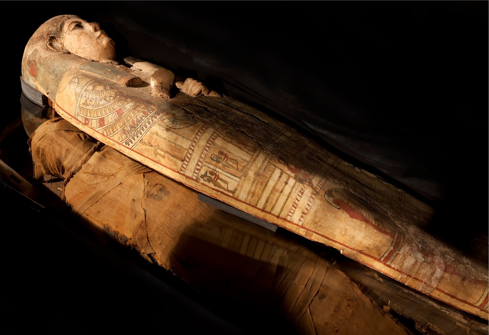 a look at the mummies in ancient egypt how they are made and preserved