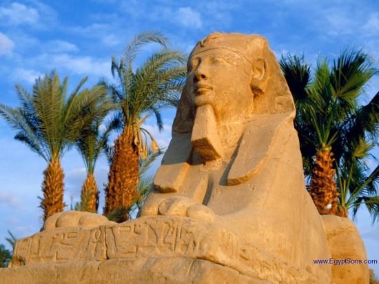 Египетский Сфинкс: вопросы без ответов