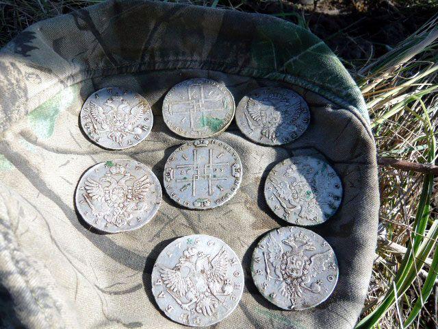 Клады владимирской области: монеты - 2827.