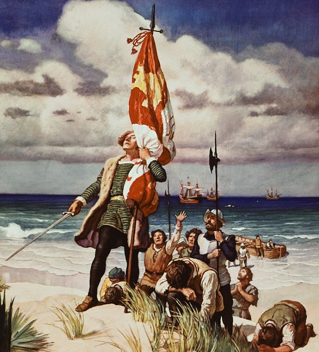 colombus hero or villan Christopher columbus was not perfect, but with his daring and skill he paved the way for america.