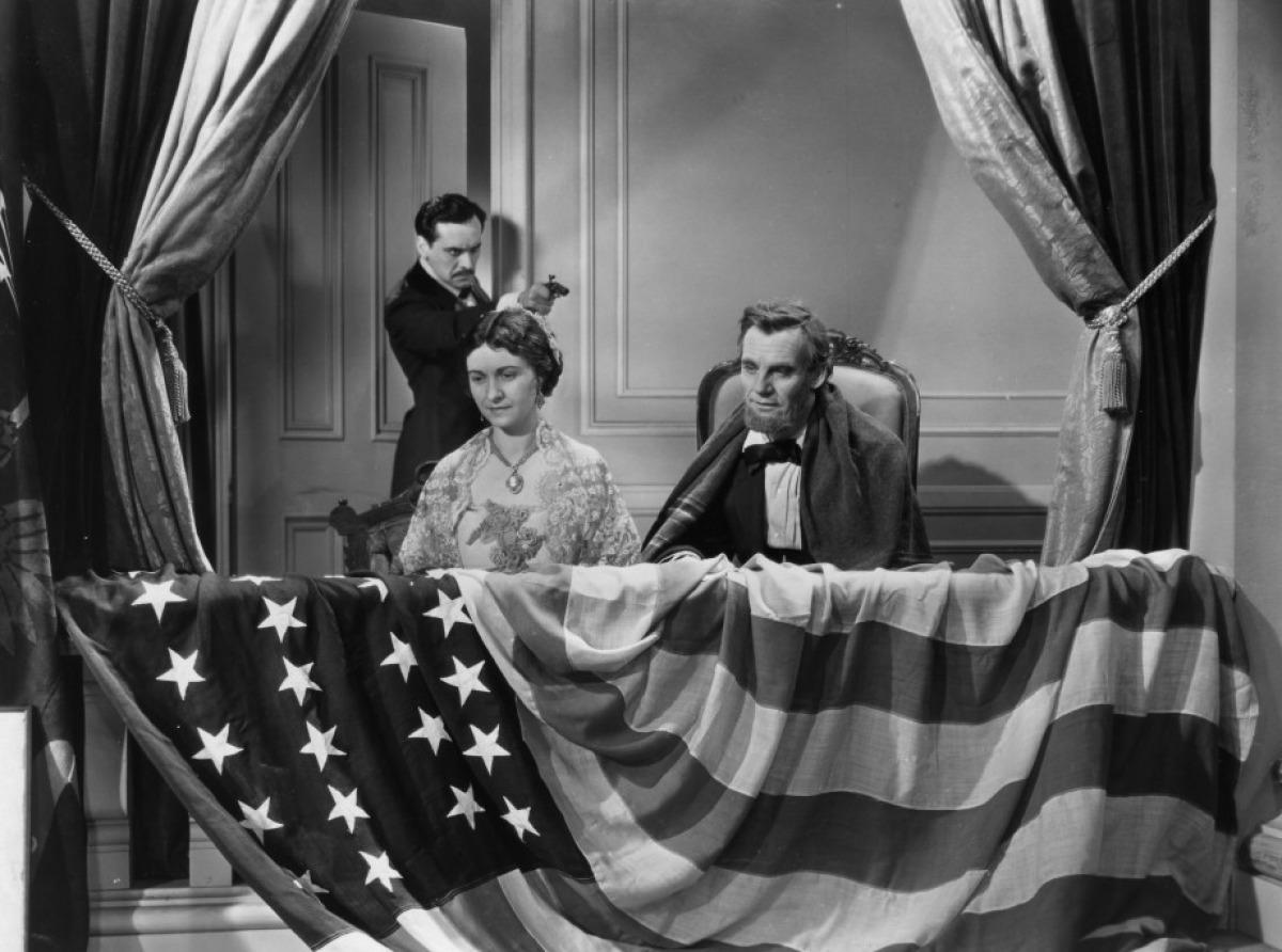 Убийство Линкольна - трагическое происшествие