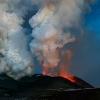 Извержения вулканов: Камчатка