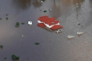 Наводнения в Австралии: город Товомба январь 2011