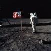 Американцы на Луне - высадка