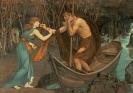 Потусторонний мир: миф о Психее и Хароне