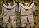 Наскальные рисунки НЛО - свидетельства древности