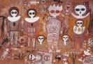 Наскальные рисунки НЛО: Австралия