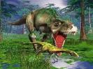 Тираннозавр и его обоняние