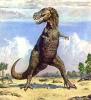 Тираннозавр - свирепый хищник