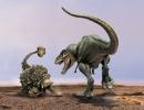 Динозавры - зрение