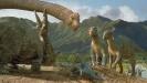 Динозавры - мозг животных