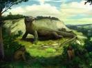 Доисторические хищники: мегалания