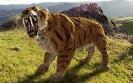 Саблезубый тигр - находка в Великобритании