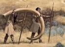 Охота на мамонтов и быт