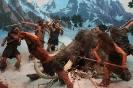 Охота на мамонтов - останки