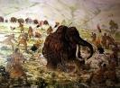 Охота на мамонтов - кости