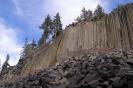 Необъяснимые явления на Земле: базальтовые колонны