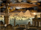 Космические пришельцы и строительство египетских пирамид - космическая станция