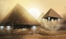 Космические пришельцы и строительство египетских пирамид: маяки