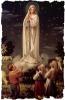 Фатимские пророчества - явление Девы Марии