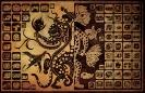 Алфавит майя - прочтение Кнорозова