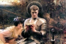 Святой Грааль в рыцарских романах