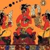 Боги майя - боги-ягуары