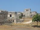 Пирамиды майя: руины Тулума